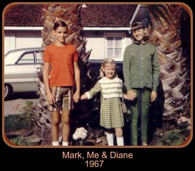 me mark and diane